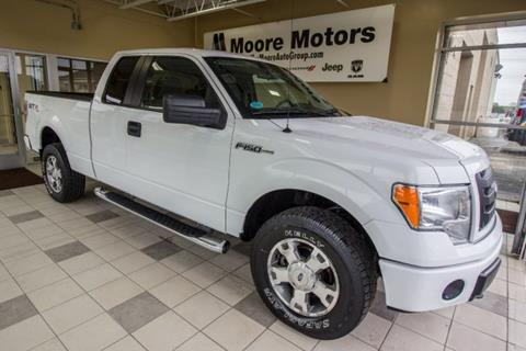 2009 Ford F-150 for sale in Caro, MI