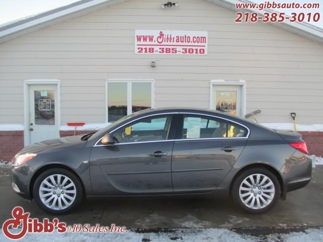Cars For Sale 2011 Buick Regal Cxl Turbo In Piqua Oh