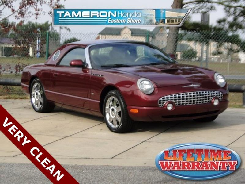 Ford thunderbird for sale in alabama for Tameron honda daphne al