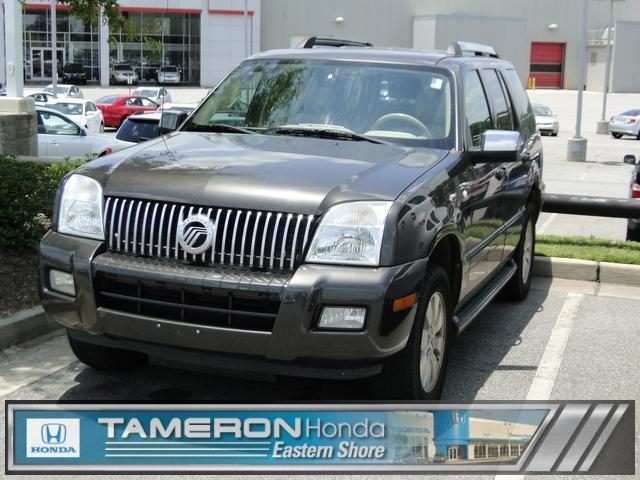 2006 mercury mountaineer for sale in daphne al. Black Bedroom Furniture Sets. Home Design Ideas