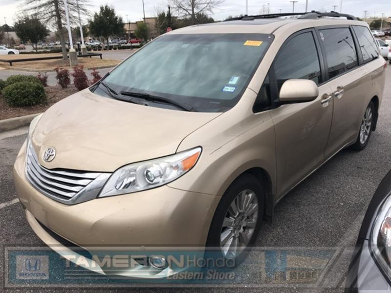 used toyota sienna for sale in alabama. Black Bedroom Furniture Sets. Home Design Ideas