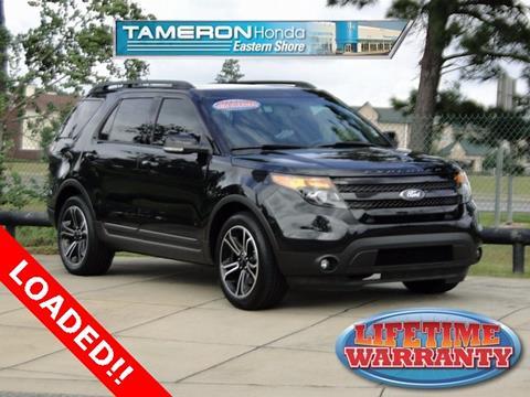 Ford explorer for sale in daphne al for Tameron honda daphne al