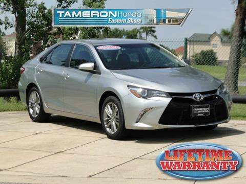 2016 Toyota Camry for sale in Daphne, AL