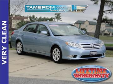 Tameron Honda Used Car Inventory