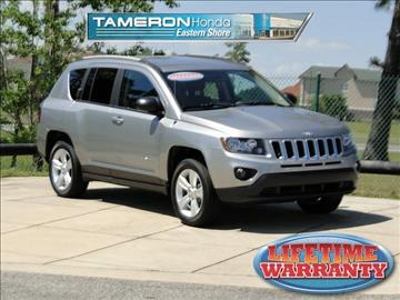 2017 Jeep Compass for sale in Daphne, AL