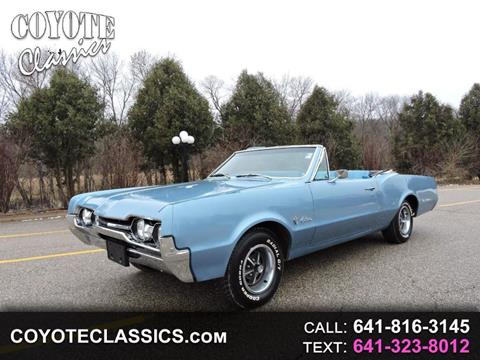 1967 Oldsmobile Cutlass for sale in Greene, IA