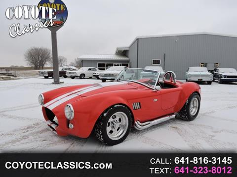 1966 Shelby Cobra for sale in Greene, IA