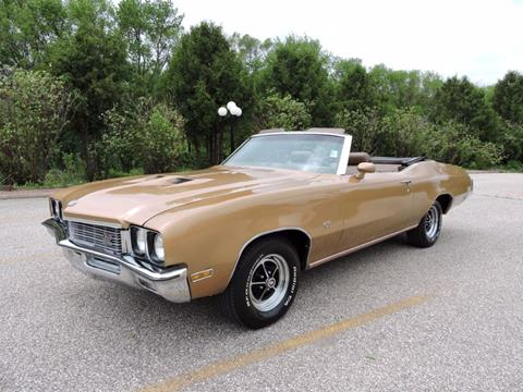 1972 Buick Gran Sport for sale in Greene, IA
