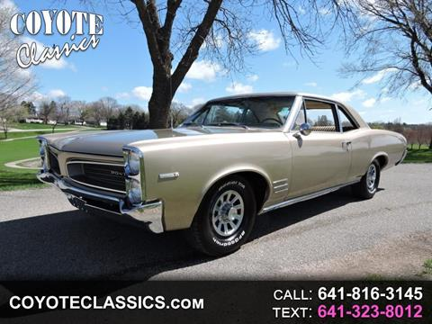 1966 Pontiac Tempest for sale in Greene, IA