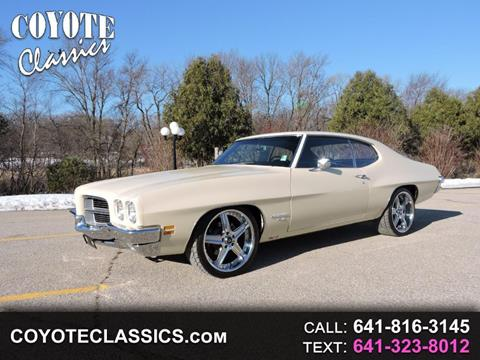 1971 Pontiac Le Mans for sale in Greene, IA