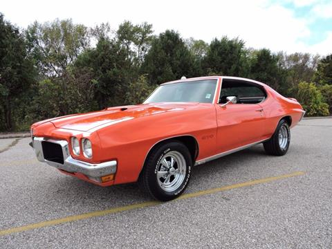 1970 Pontiac Le Mans for sale in Greene, IA