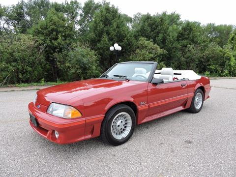 1987 Ford Mustang for sale in Greene, IA