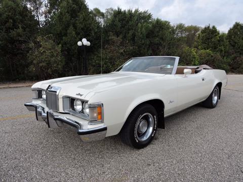 1973 Mercury Cougar for sale in Greene, IA
