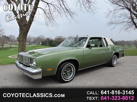 1979 Oldsmobile Cutlass for sale in Greene, IA