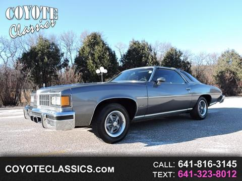 1977 Pontiac Grand Le Mans for sale in Greene, IA