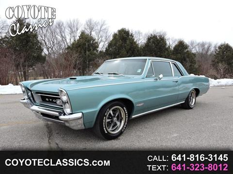 1965 Pontiac Tempest for sale in Greene, IA