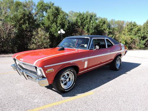1970 Chevrolet Nova for sale in Greene, IA