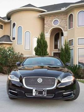 2012 Jaguar XJ for sale in Houston, TX