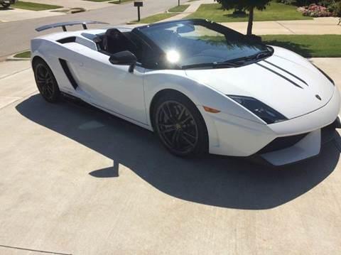 2011 Lamborghini Gallardo for sale in Houston, TX