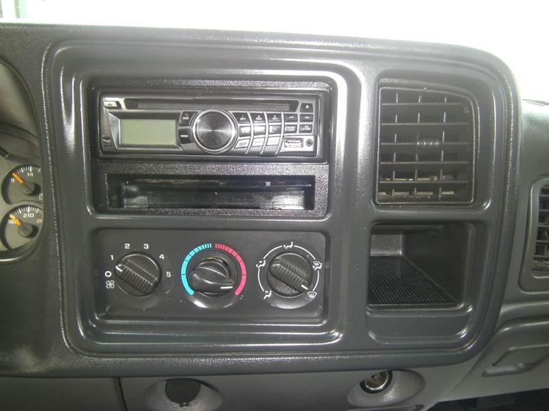 2006 Chevrolet Silverado 1500 LS 2dr Regular Cab 6.5 ft. SB - Springfield MO