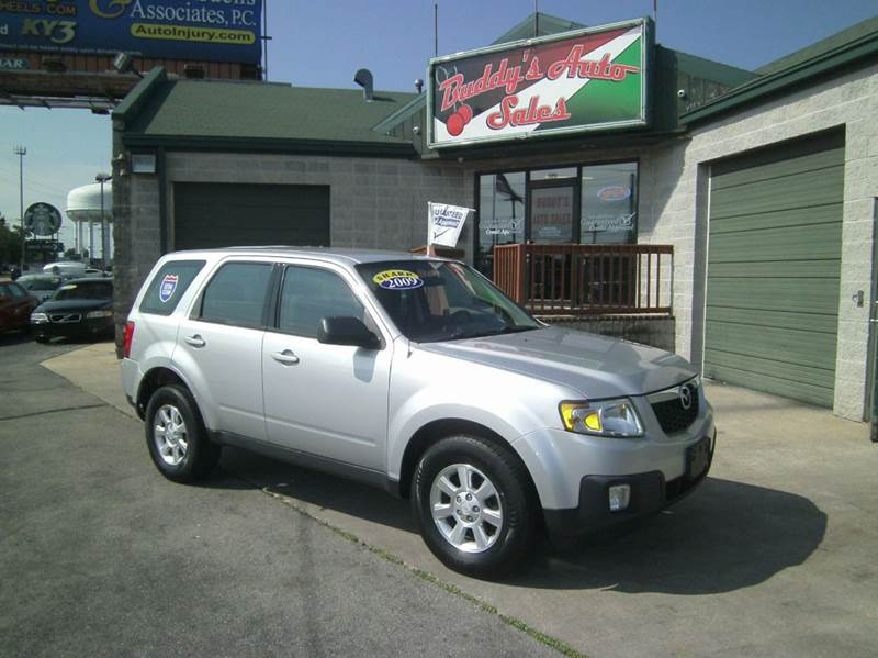 2009 Mazda Tribute I Touring 4dr Suv In Springfield Mo