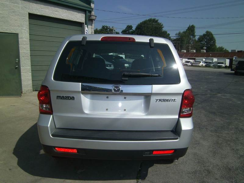 2009 mazda tribute i touring 4dr suv in springfield mo. Black Bedroom Furniture Sets. Home Design Ideas