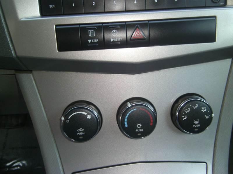 2008 Chrysler Sebring Touring 2dr Convertible - Springfield MO