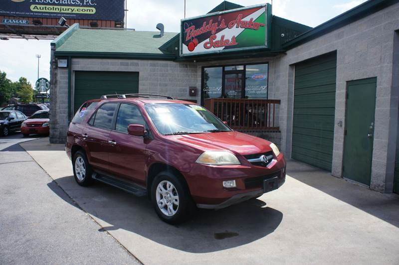 2004 Acura MDX AWD Touring w/RES 4dr SUV - Springfield MO