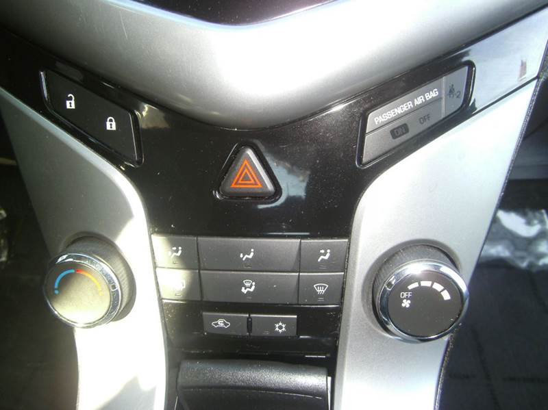 2012 Chevrolet Cruze LS 4dr Sedan - Springfield MO