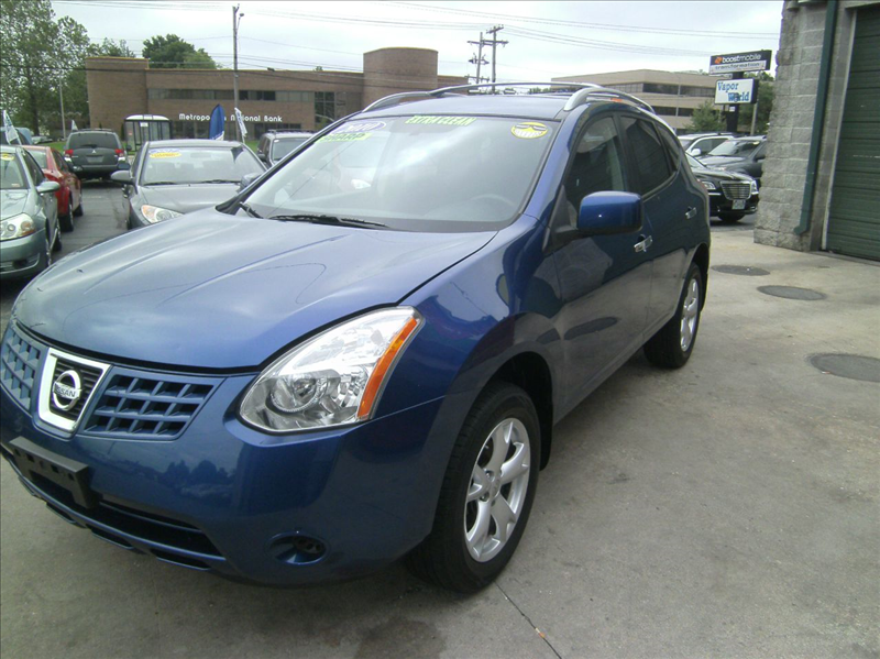 2010 Nissan Rogue S 4dr Crossover - Springfield MO
