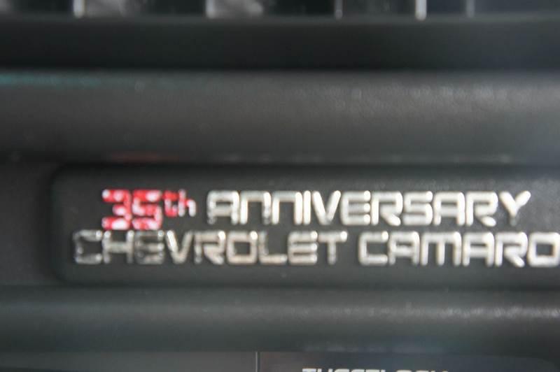 2002 Chevrolet Camaro 2dr Hatchback - Springfield MO