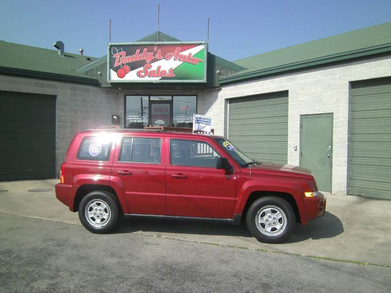 2010 Jeep Patriot Sport 4dr SUV - Springfield MO