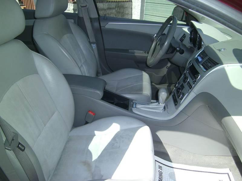 2010 Chevrolet Malibu LT 4dr Sedan w/2LT - Springfield MO
