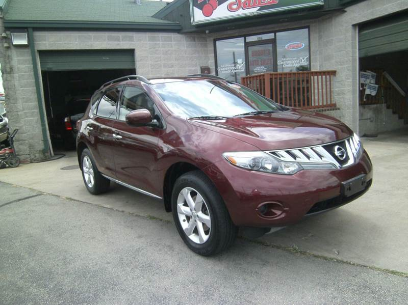 Nissan murano for sale in springfield mo for Jamie hathcock motors springfield mo