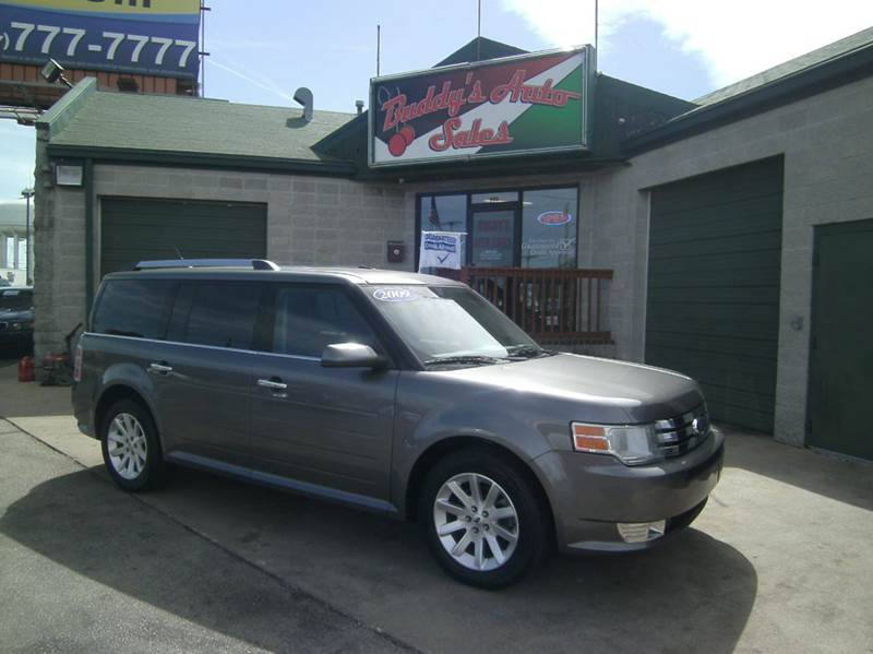 2009 Ford Flex In Springfield Mo Buddy 39 S Auto Sales
