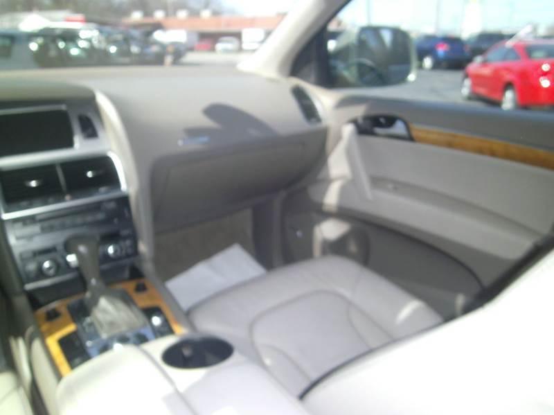 2007 Audi Q7 AWD 4.2 quattro 4dr SUV - Springfield MO