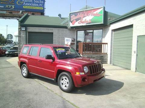 Jeep Patriot For Sale In Springfield Mo