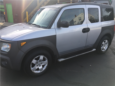 2003 Honda Element for sale in Everett, MA