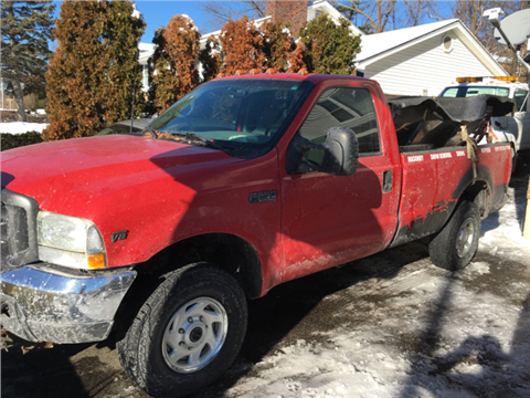 2002 Ford F-250 Super Duty for sale in Everett, MA