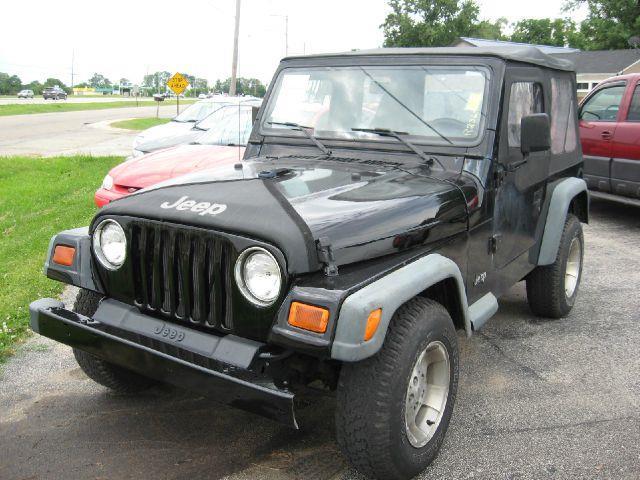 1997 Jeep Wrangler for sale in Machesney Park IL