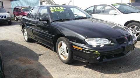 1997 Pontiac Grand Am
