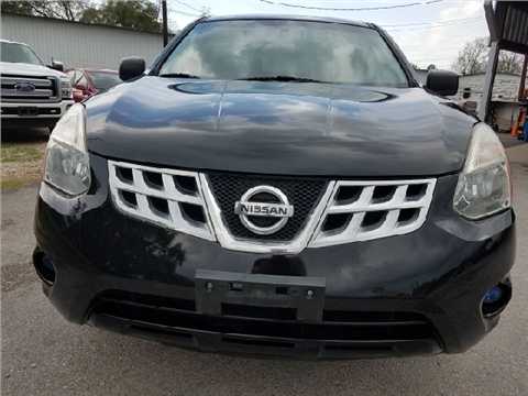 2011 Nissan Rogue for sale in Houston, TX