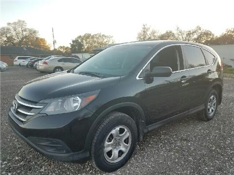 2013 Honda CR-V for sale in Houston, TX