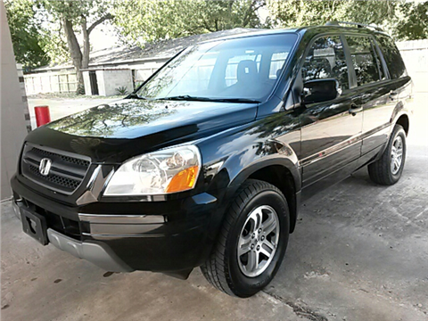 2004 Honda Pilot for sale in Houston, TX
