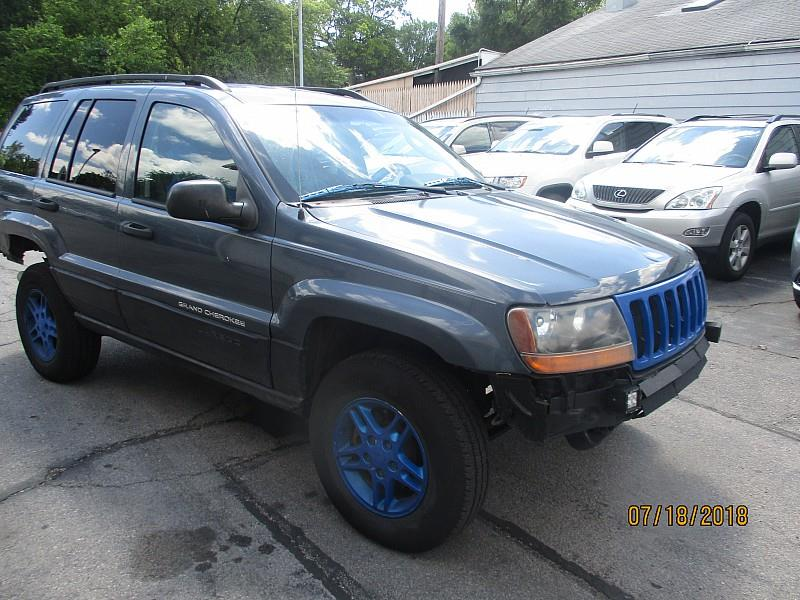 2002 Jeep Grand Cherokee car for sale in Detroit
