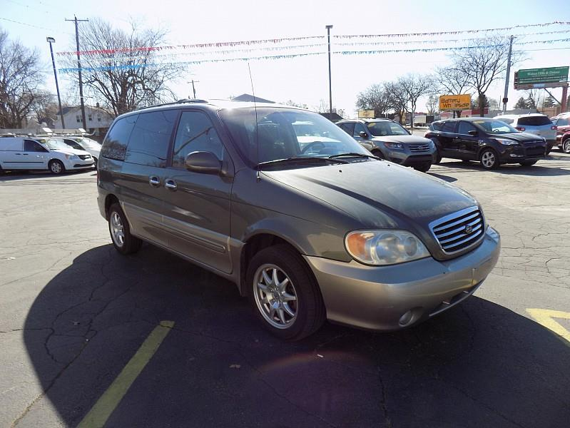 2003 Kia Sedona car for sale in Detroit