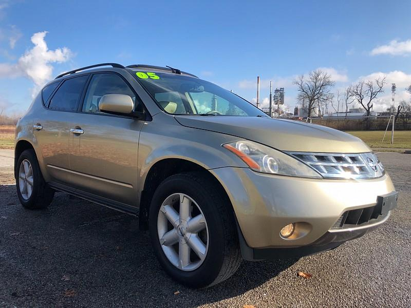 2005 Nissan Murano car for sale in Detroit