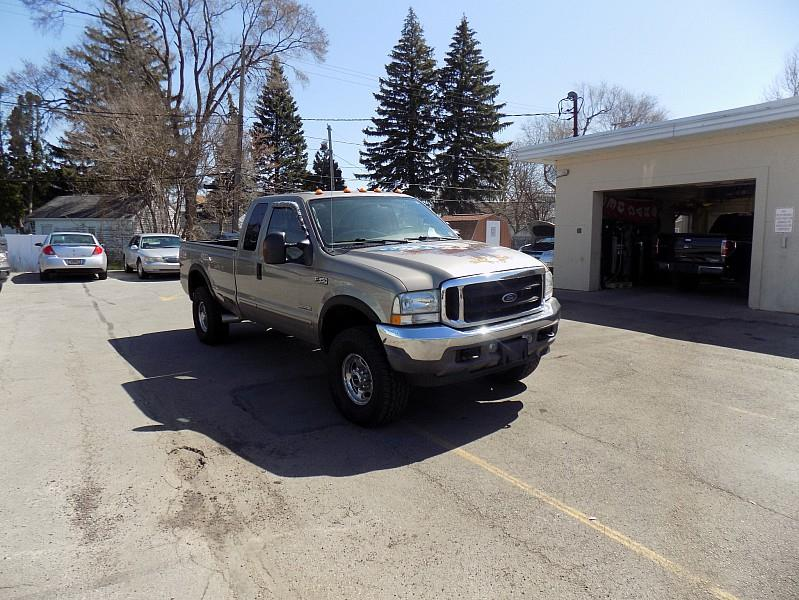 2004 Ford F-350 Super Duty car for sale in Detroit