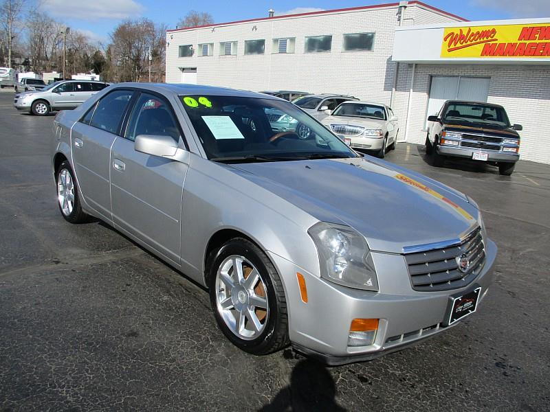 2004 Cadillac Cts car for sale in Detroit
