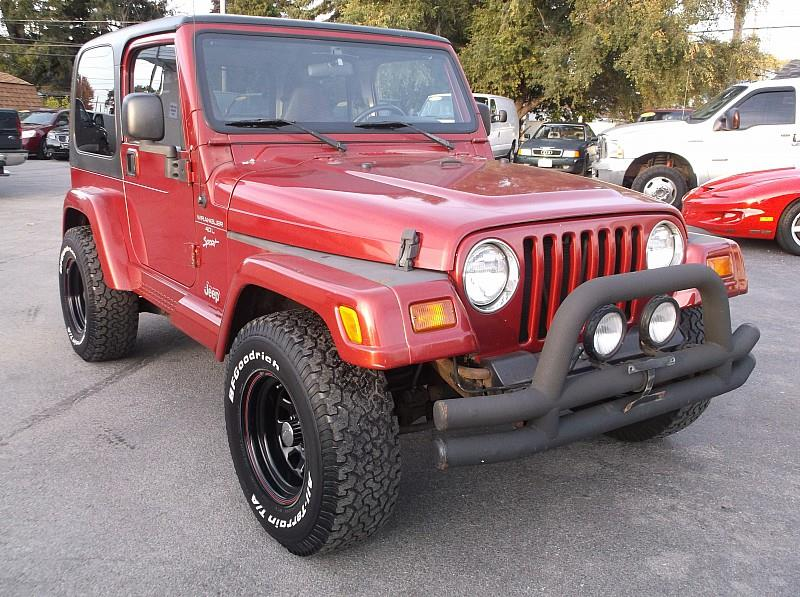 1999 jeep wrangler for sale in oregon oh. Black Bedroom Furniture Sets. Home Design Ideas